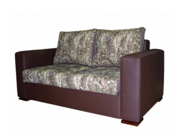 Выкатной диван с ящиком