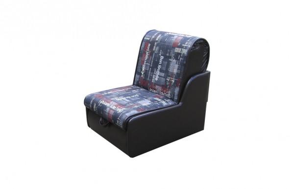 Кресло-кровать без подлокотников с ящиком