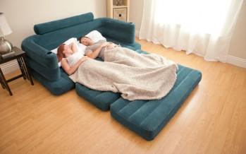 Надувной диван-кровать
