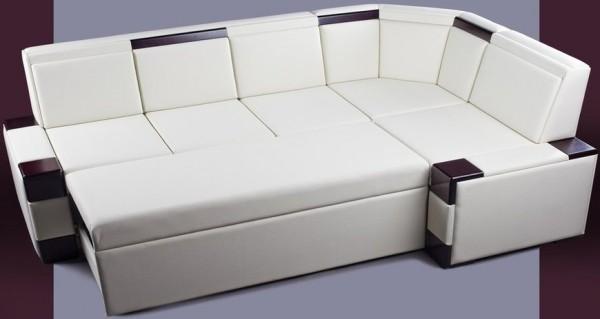 Угловой диван Квадро со спальным местом