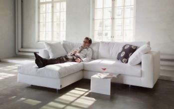 Угловой диван-кровать с раскладным механизмом