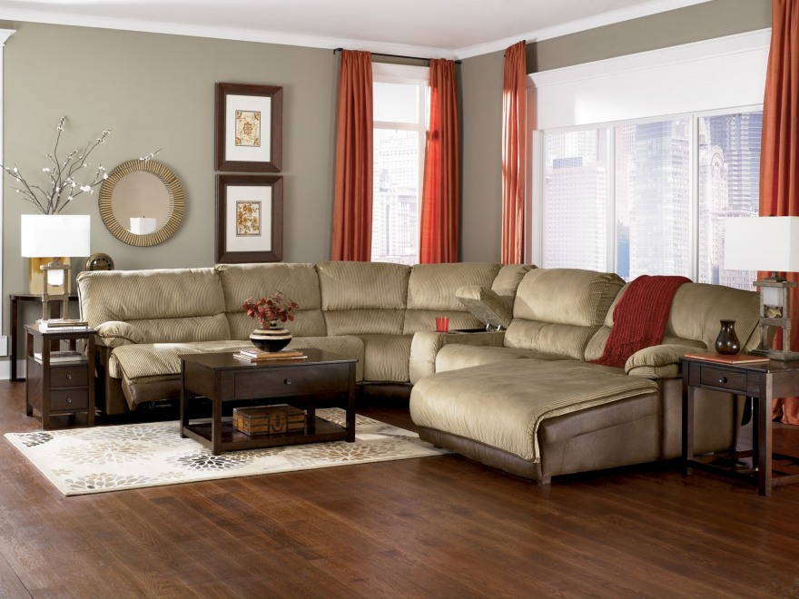 Угловые диваны с большим и маленьким спальным местом: как подобрать оптимальную модель