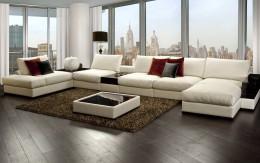 Большой угловой диван – «лицо» гостиной и первый признак статуса