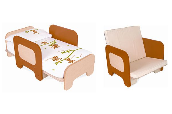 Детские кресло кровать своими руками
