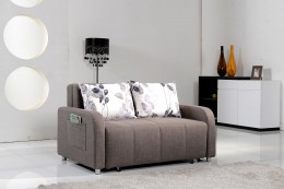 Компактный диван кровать — идеальная мягкая мебель для маленькой комнаты