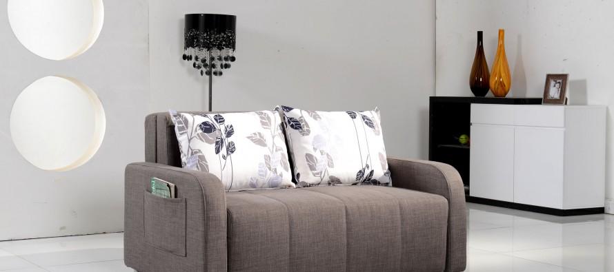 Компактные диваны-кровати для маленькой комнаты: небольшие, узкие, мини, малогабаритные изделия и фото к ним