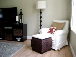 Кресло-кровать от Икеа для гостиной – разумный выбор по разумной цене