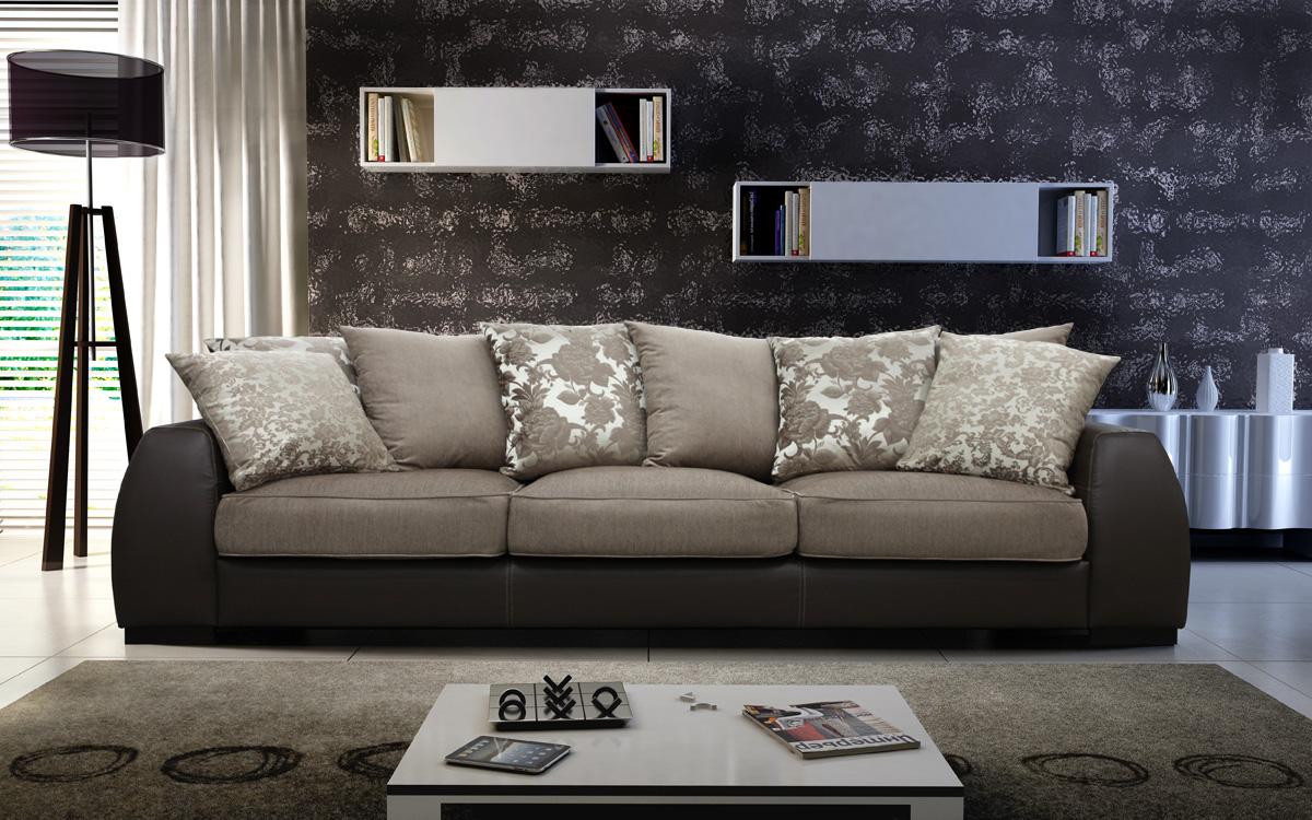 Многообразие размеров прямых диванов с большими и маленькими спальными местами, а также узким и широким основанием