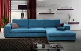 Палитра цветов угловых диванов: весь спектр к Вашим услугам