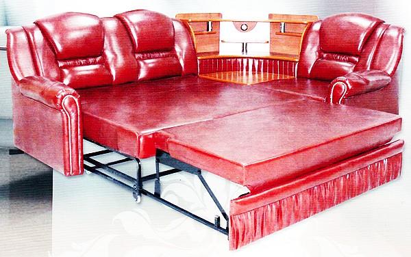 угловой диван грация