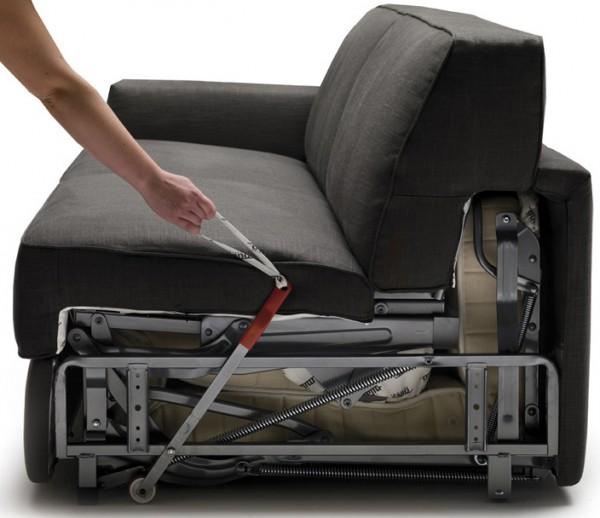 Ортопедический диван для ежедневного сна купить у москве