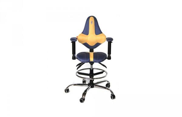 Детское компьютерное кресло с подлокотниками