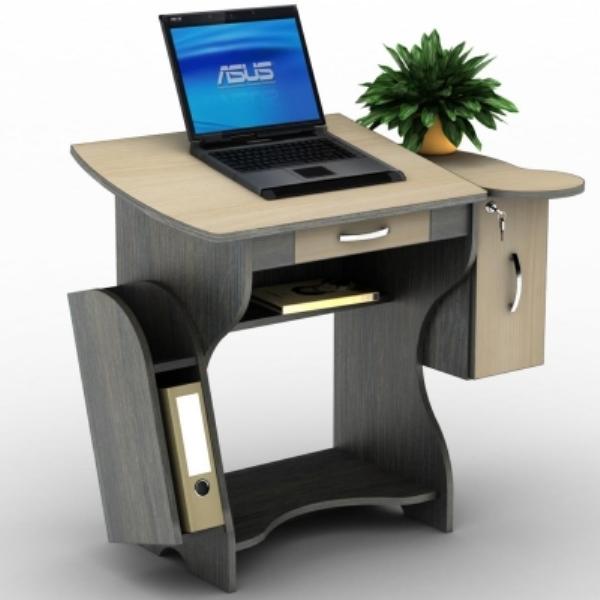 чем отличается компьютерный стол от письменного фото размеры