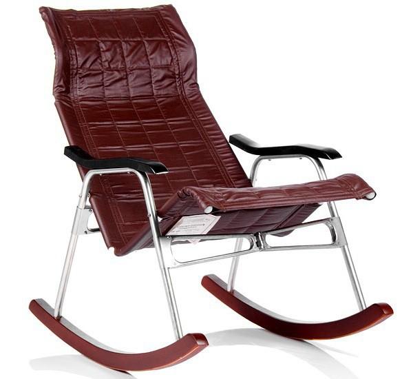 Фото кресла-качалки складного типа Белтех