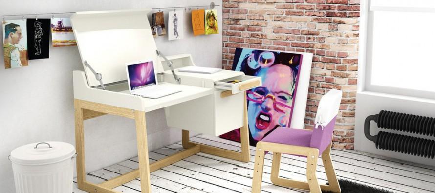 Фото необычных компьютерных столов