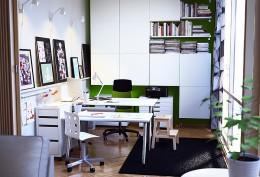 Компьютерные кресла от Икеа — десять лет гарантии и максимум удобства