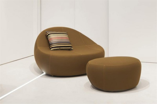 Кресло для отдыха Baby Flirtstone от Filippo Dell'Orto