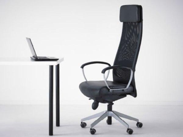 Кресло маркус икеа