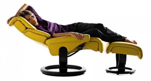 Ортопедическая составляющая кресла для отдыха