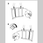 Сборка кресла Поэнг - 3