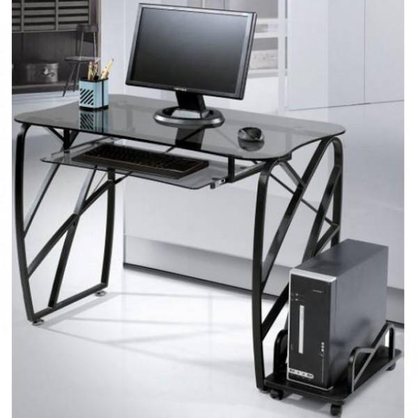 Серый письменный стол ST-S1221