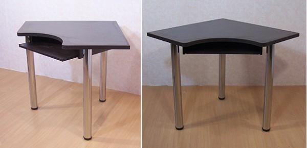 Угловой стол письменный своими руками