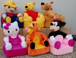 Детские мягкие кресла: особенности такой мебели, обзор производителей