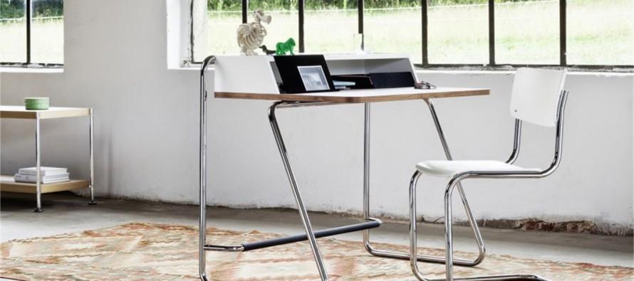 как обновить старый письменный стол своими руками
