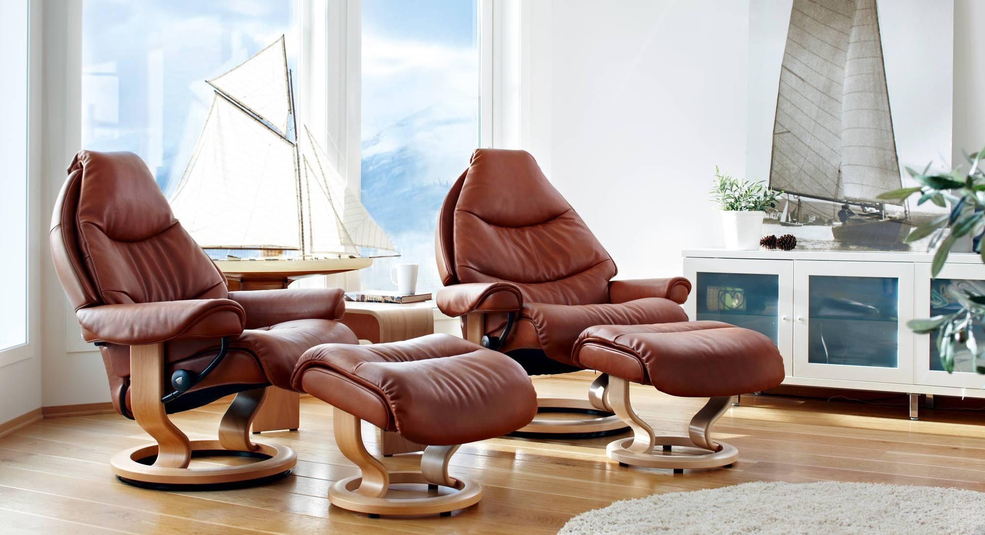 Кресла для отдыха - избавление от усталости и от проблем с позвоночником