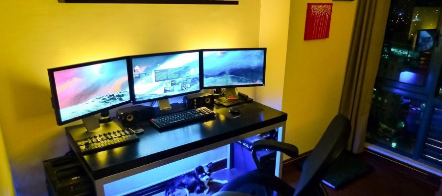 кресла для компьютера геймерские