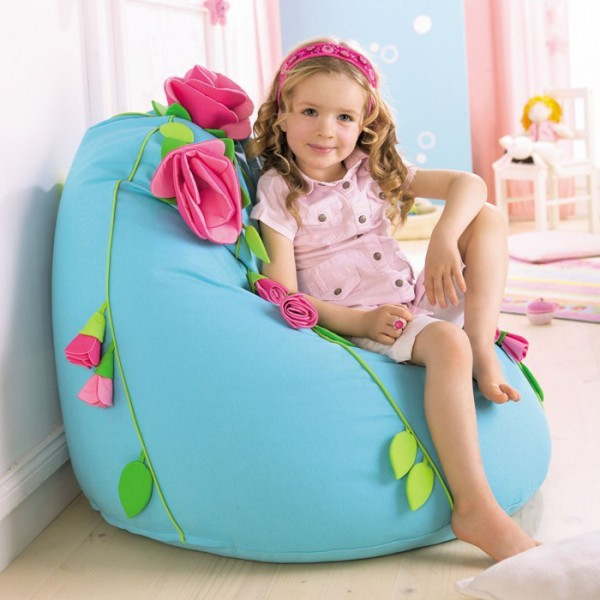 кресло мягкое детское haba