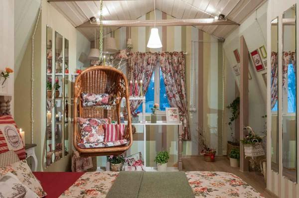 кресло плетеное подвесное к потолку