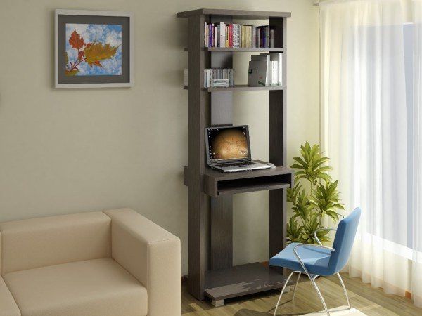 маленькие компьютерные столы для дома фото