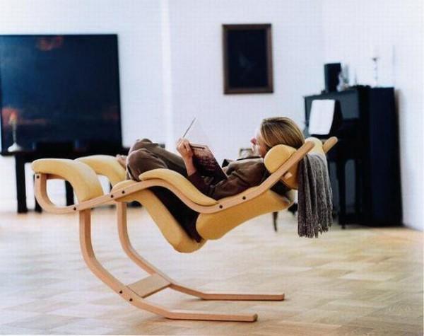 необычные кресла для отдыха