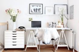 Письменный стол — универсальная мебель для работы и непременный атрибут кабинета