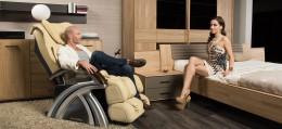 Массажные кресла для дома: как выбрать с умом и не переплатить?