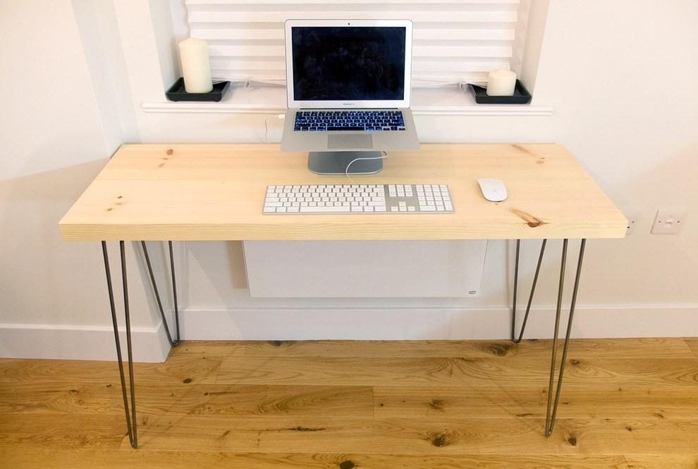 Письменные столы своими руками