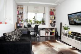 Белый и другие цвета в оформлении письменных столов: дань моде или необходимый предмет интерьера?