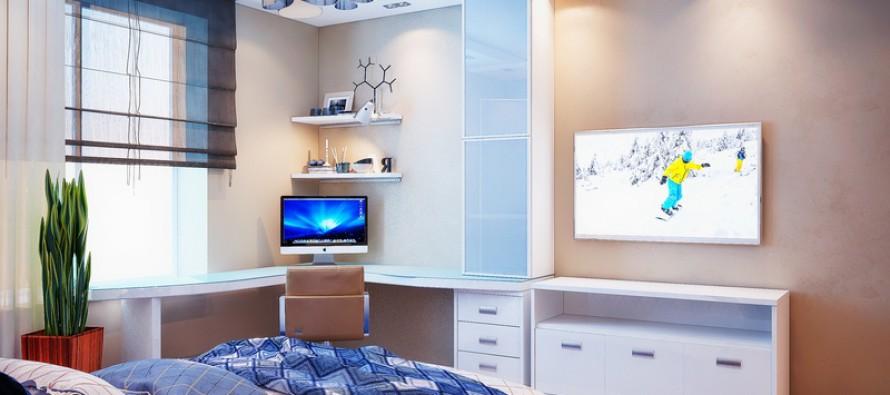 угловые компьютерные столы для дома и квартиры