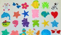 Детские коврики в ванную – безопасное купание в любом возрасте