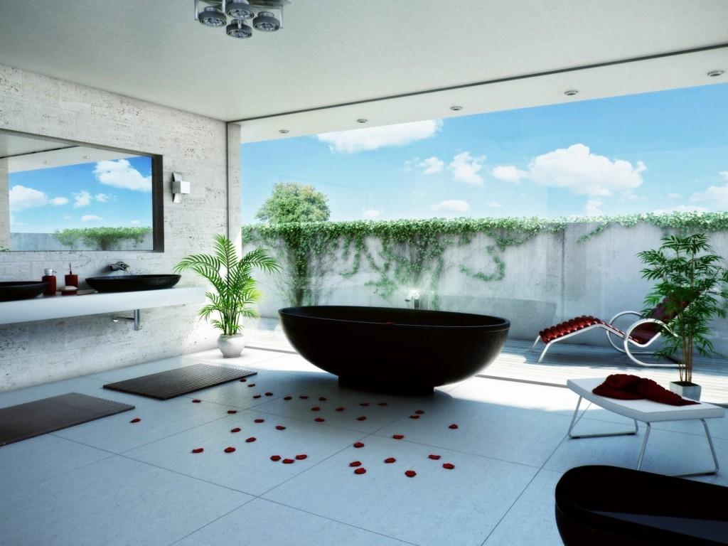 Зеркало для ванной комнаты - выбираем самое модное, красивое и недорогое