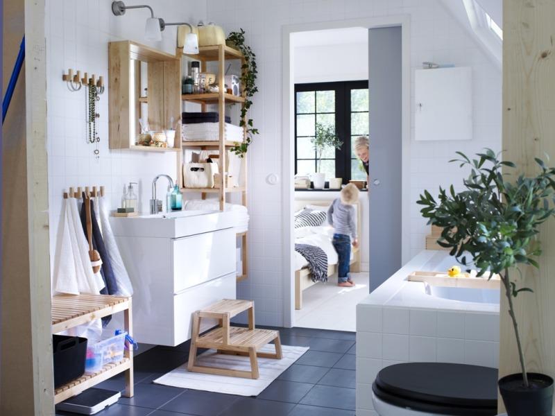 Раковины для ванной от Икеа: европейское качество, подтвержденное гарантией