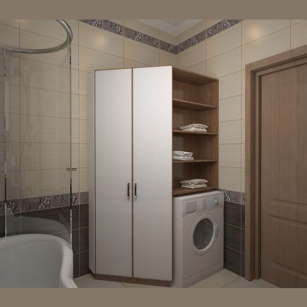 Своими руками для ванной комнаты шкаф 168