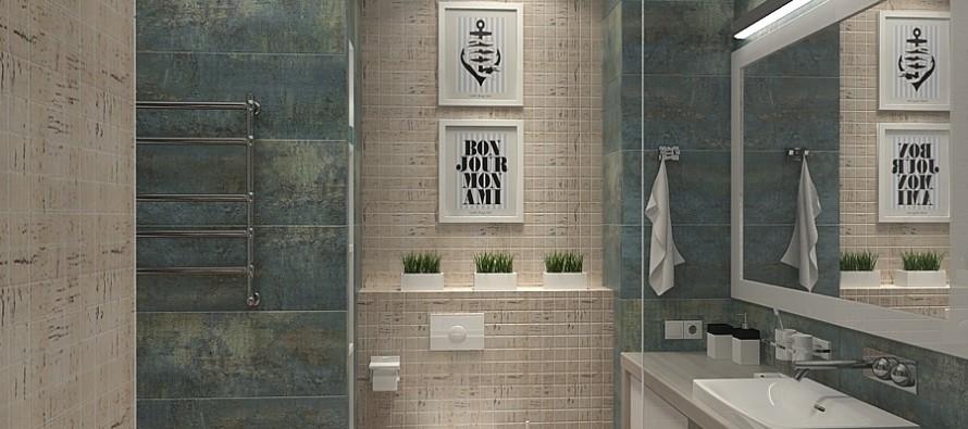 Зеркало в ванную комнату от ИКЕА