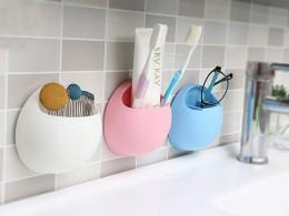 Держатель для зубных щеток и пасты: удобство и гигиеничность