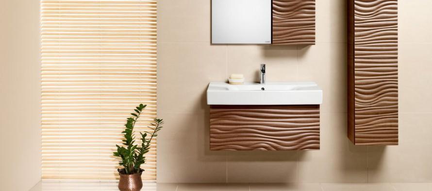 для ванной комнаты  навесной шкаф
