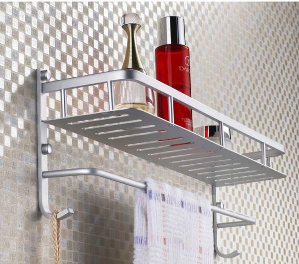 полки для полотенец в ванную комнату фото