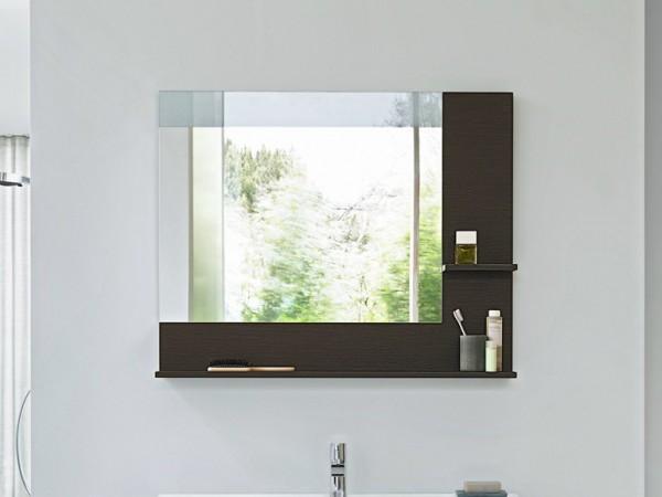 полки и зеркало в ванную