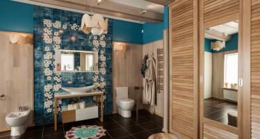повесить шкаф ikea в ванной
