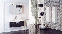 Шкафы и пеналы в ванной – разнообразие конструкций и дизайнерские особенности
